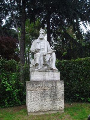 بزرگداشت ایرانیان در سراسر جهان - خردگان - فردوسی در ایتالیا