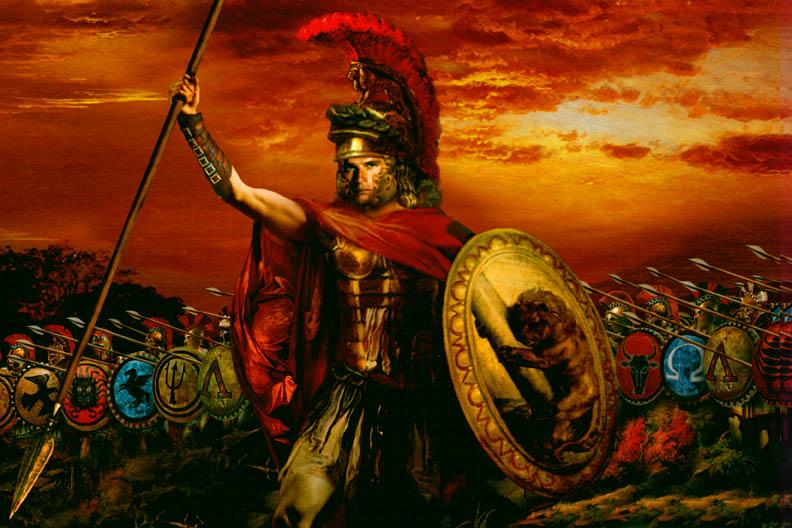 اسکندر مقدونی - خردگان - www.kheradgan.ir