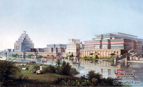 کوروش بزرگ و ادامه شکوه تمدنی در بابل