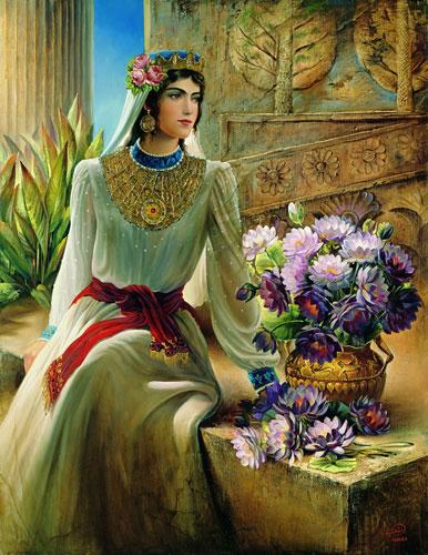 زن در شاهنامه
