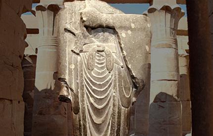 آبادانی مصر توسط داریوش بزرگ