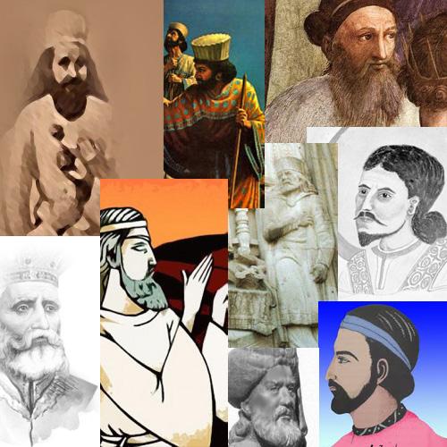 دانشمندان ایران باستان