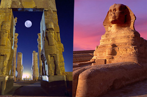 تأثیرات متقابل گاهشماریهای مصری و ایرانی بر یکدیگر