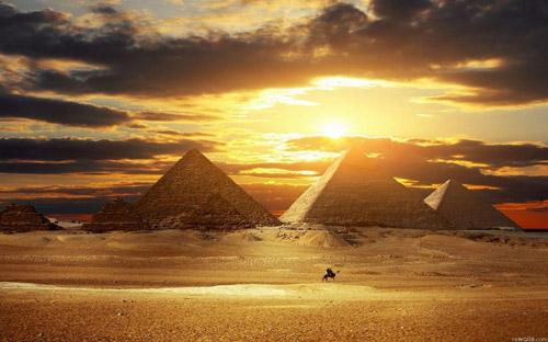 گاهشماری در مصر باستان