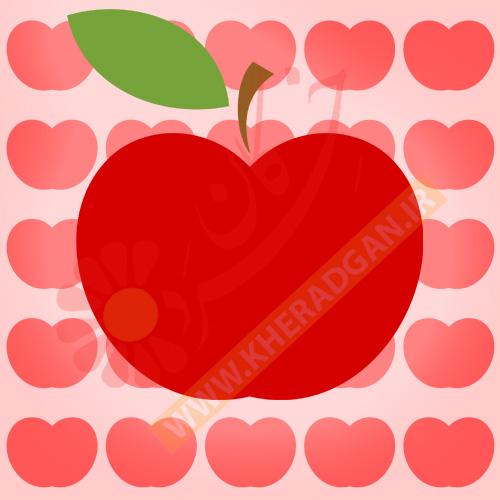 سیب، سپندارمذ، عشق