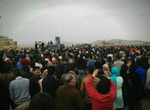 جشن مردمی نوروز در پاسارگاد