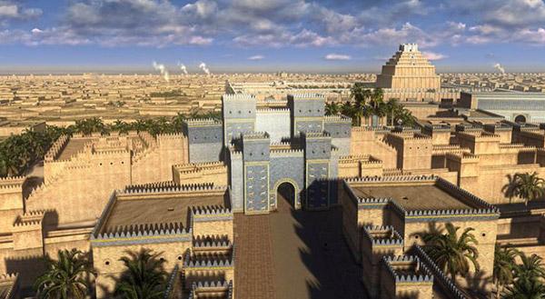 دروغ ایرانستیزان: نابودی همیشگی تمدن بابل به دست کوروش