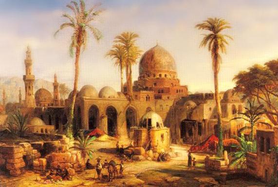 بررسی ریشه ایرانی نام بغداد