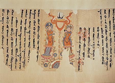 تأثیرات فرهنگی و زبانی ایرانیان باستان بر روی تُرکها