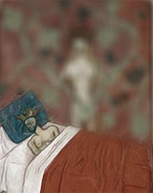 خواب های پریشان آستیاگ بر اساس افسانه هرودوت
