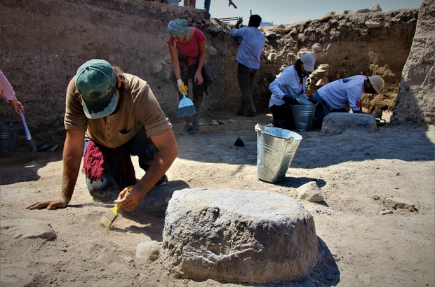 کشف یک شهر هخامنشی در آماسیا ترکیه