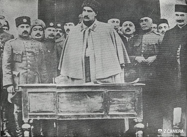 رضا خان سردار سپه