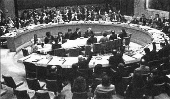 چرا روس ها خاک ایران را تخلیه کردند؟ شورای امنیت سازمان ملل